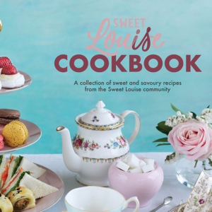 The Sweet Louise Cookbook: new recipes for 2020